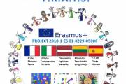Progetto Erasmus: For a respectful and tolerant school . Plesso Sturiale